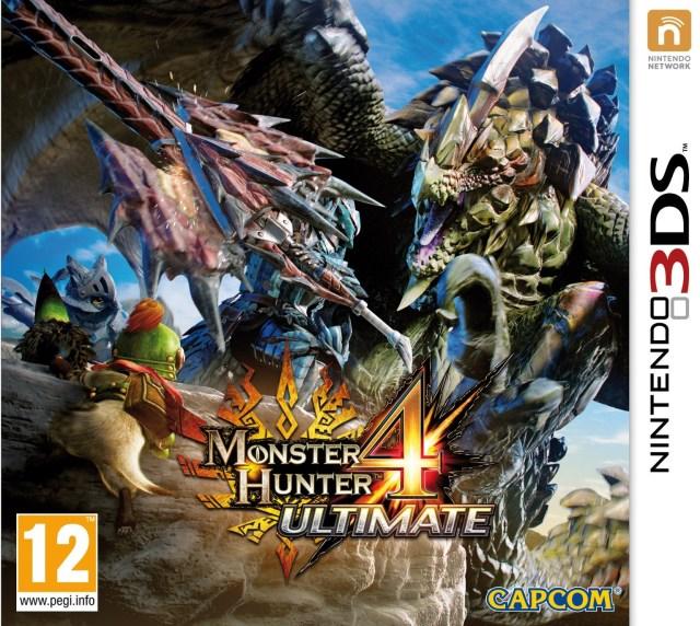 monster hunter ultimate 4