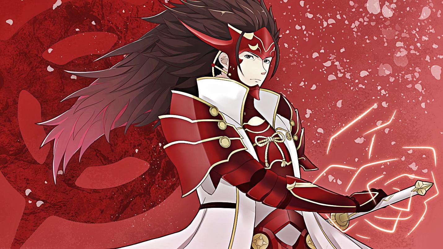 Fire Emblem Ryoma Build