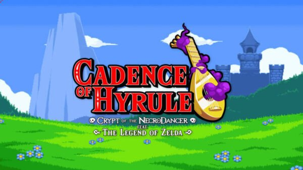 Cadence of Hyrule kalendarz adwentowy