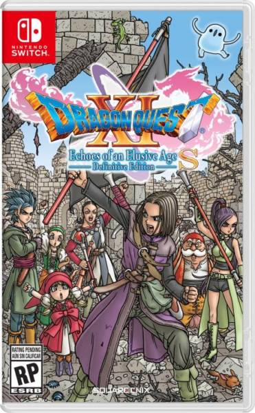 DRAGON QUEST® XI S: Echoes of an Elusive Age