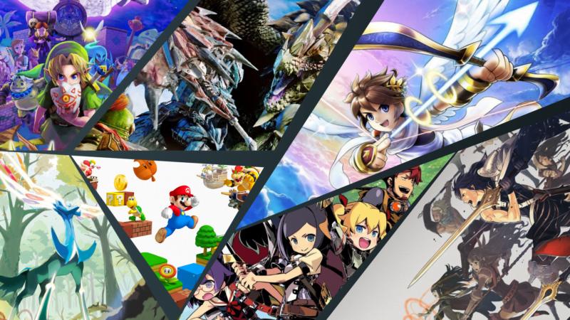 [Głosowanie] Wybieramy najlepsze gry na 3DS!
