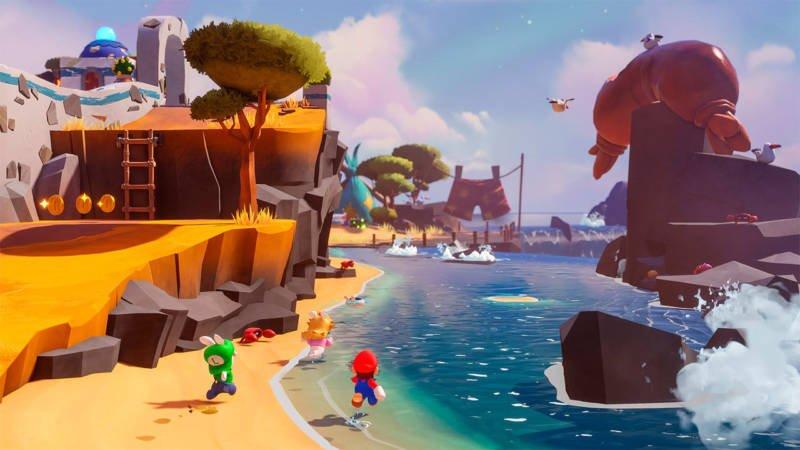 [E3 2021] Mario + Rabbids: Sparks of Hope